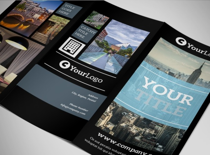 create a brochure online free